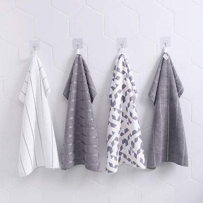 Figolo Microfiber Kitchen Towels (4-Pack)