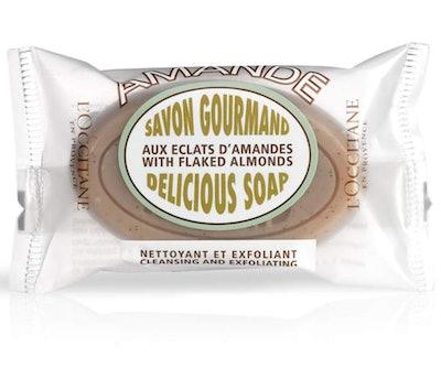 L'Occitane Cleansing and Exfoliating Soap