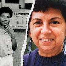 María Elena Moyano and Gloria Anzaldúa, two famous hispanic female activists. These important latinx...