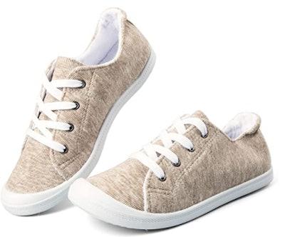 COASIS Slip-On Canvas Sneakers
