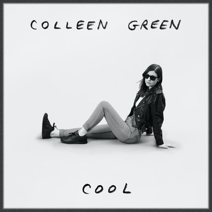 Album cover for Cool by Colleen Green.