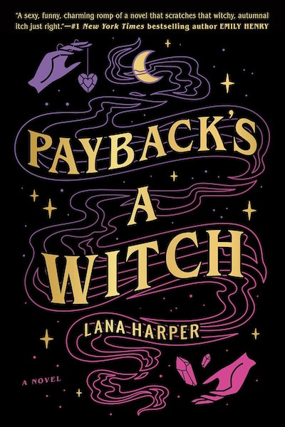 'Payback's a Witch' by Lana Harper