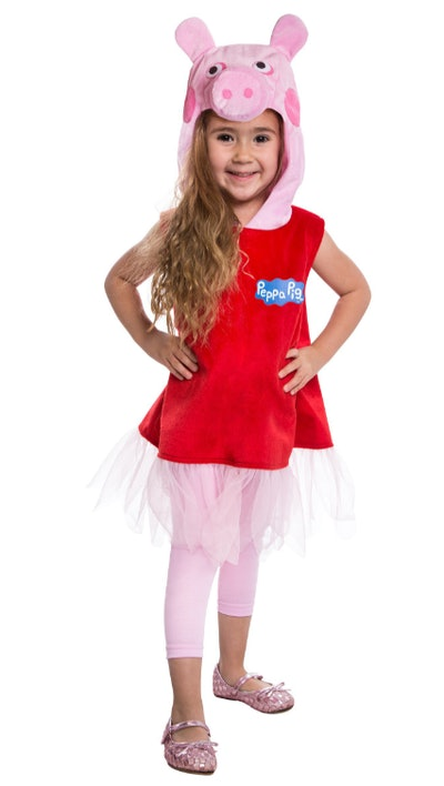 Peppa Pig ballerina costume for toddlers