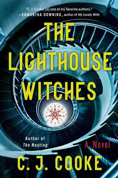 'The Lighthouse Witches' by C. J. Cooke