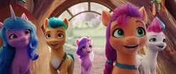 'My Little Pony: A New Generation' premieres on Netflix on Sept. 24.
