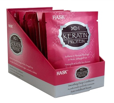 Hask Keratin Protein Smoothing Deep Conditioner Treatments (12-Pack)