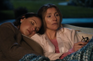 Sarah Chalke as Kate Mularkey and Katherine Heigl as Tully Hart in Firefly Lane