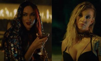 Megan Fox and Sydney Sweeney in Netflix's 'Night Teeth' trailer