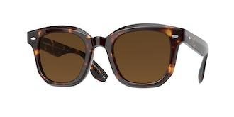 Filù acetate sunglasses with polarized lenses