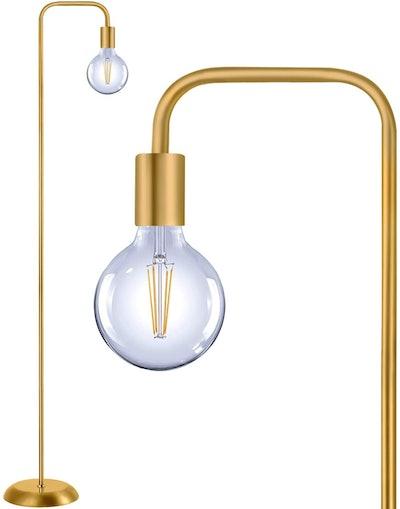 QiMH Industrial Floor Lamp