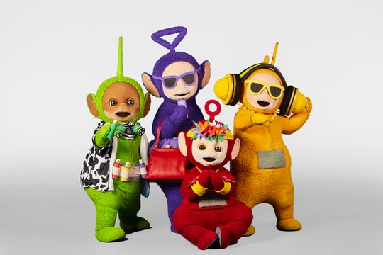The Teletubbies have reunited to release a new full-length album full of fun songs.