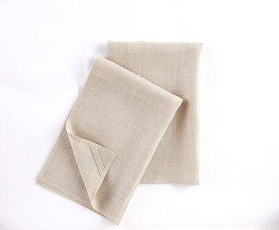 Solino Home Linen Kitchen Towel (Set of 2)