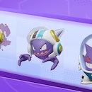 Pokémon Unite cross-progression update Gengar costumes