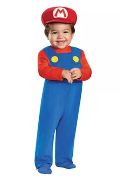 Baby Mario Halloween Costume