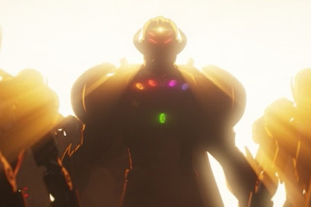 what if ultron vision