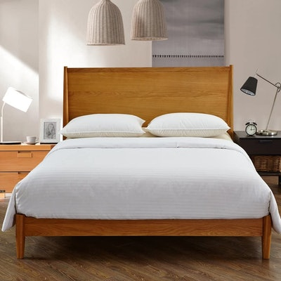 MOON'S SLEEPWARES Summer 100% Pure Long Grade Mulberry Silk Comforter