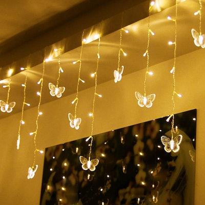 Decorman Curtain Lights