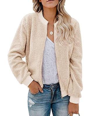 MIROL Fleece Jacket