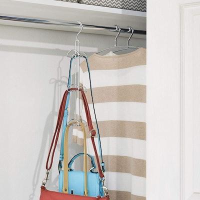 iDesign Axis Metal Hook Hanger
