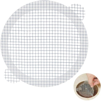 Aire Allure Shower Drain Mesh Stickers (25-Pack)
