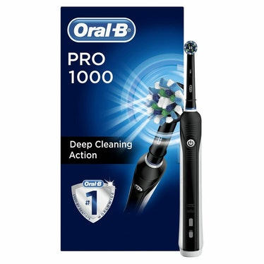 Pro 1000 Rechargeable Electric Toothbrush