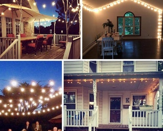 Brightown Store Outdoor String Lights