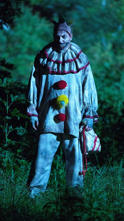 Twisty the clown is one of the scariest 'American Horror Story' characters.
