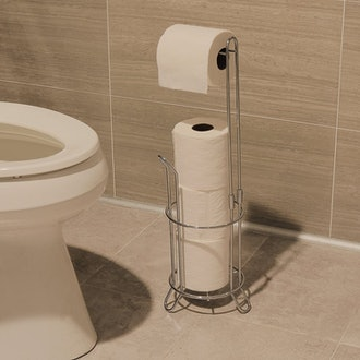 SimpleHouseware Tissue Paper Roll Stand