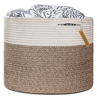 Goodpick Large Rope Basket