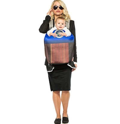 Secret Service & POTUS Parent & Baby Costume