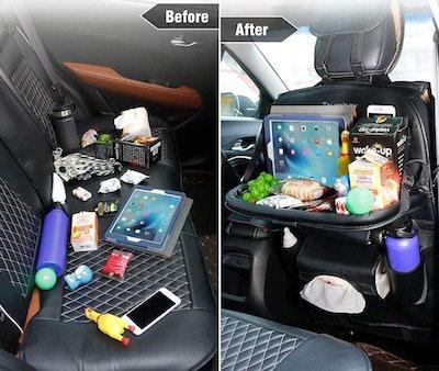 Tsumbay Car Backseat Organizer
