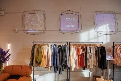 Madewell x thredUP's A Circular Store.