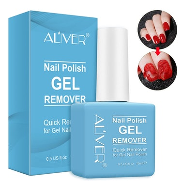 AL'IVER Nail Polish Gel Remover
