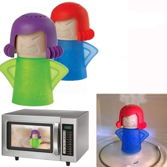 Abnaok Angry Mama Microwave Cleaner (2-Pack)