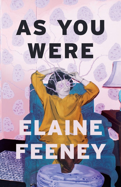 The book cover for As You Were.