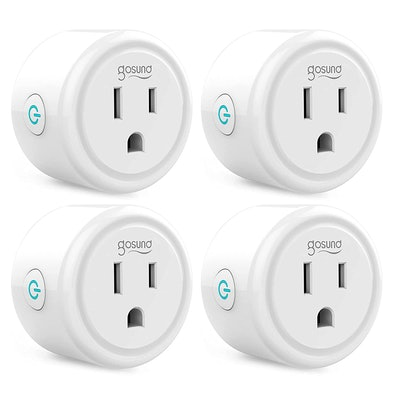 TanTan Gosund Smart Plugs (4-Pack)