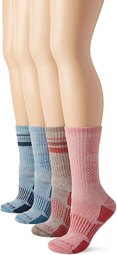 Carhartt All-season Boot Socks (4 Pairs)