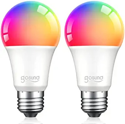 TanTan Color Changing Smart Bulbs (2-Pack)