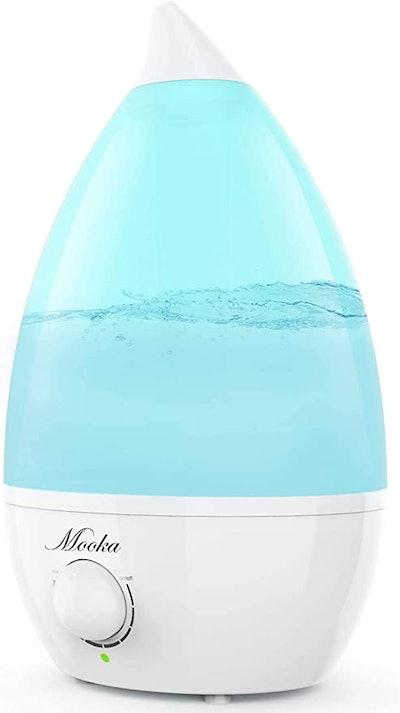 Mooka 2-in-1 Cool Mist Humidifier