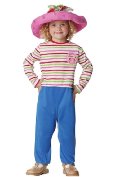 Strawberry Shortcake costume for toddlers