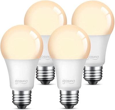 TanTan WiFi Light Bulb (4-Pack)