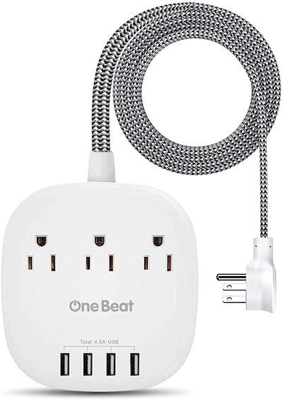One Beat Desktop Power Strip