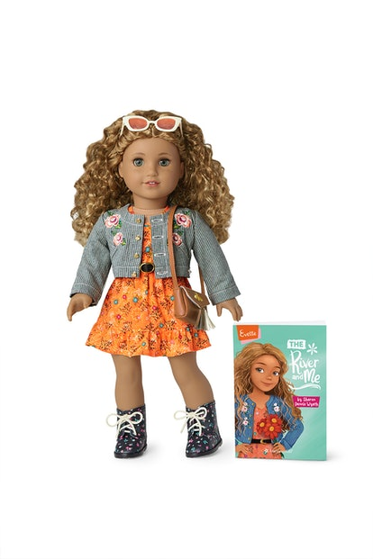 Evette, American Girl World by Us doll