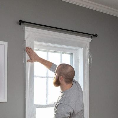 Duck Brand Indoor 10-Window Shrink Film Insulator Kit