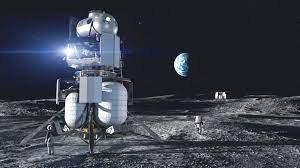 blue origin human landing system
