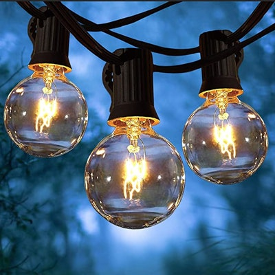 Afirst Outdoor String Lights