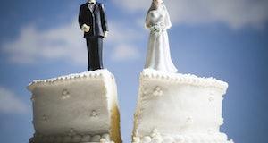 divorce, wedding