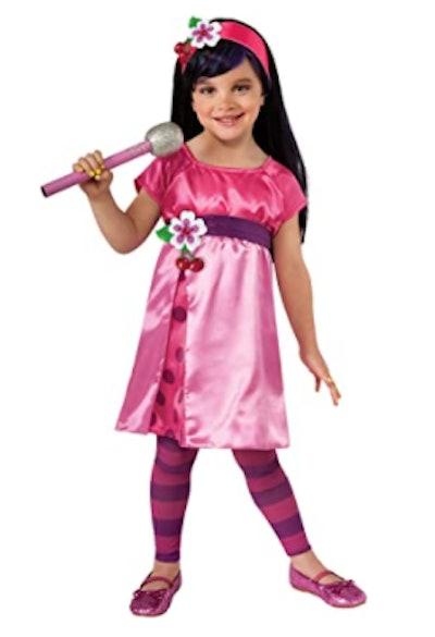Cherry Jam toddler costume