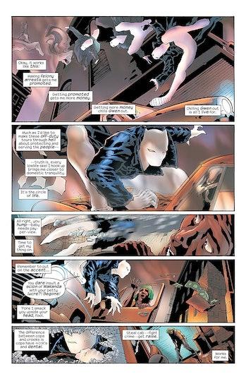 Marvel Comics Casper Cole Tigre Blanco