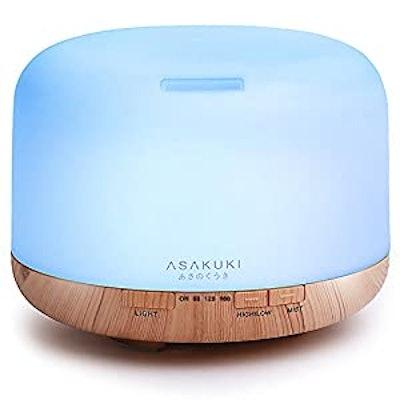 ASAKUKU Essential Oil Diffuser